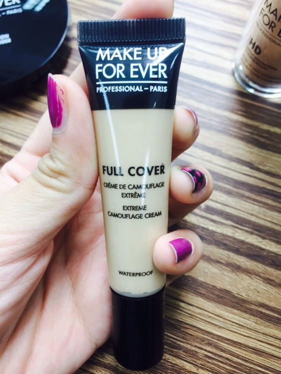 Make Up Review: Make Up For Ever (MUFE)